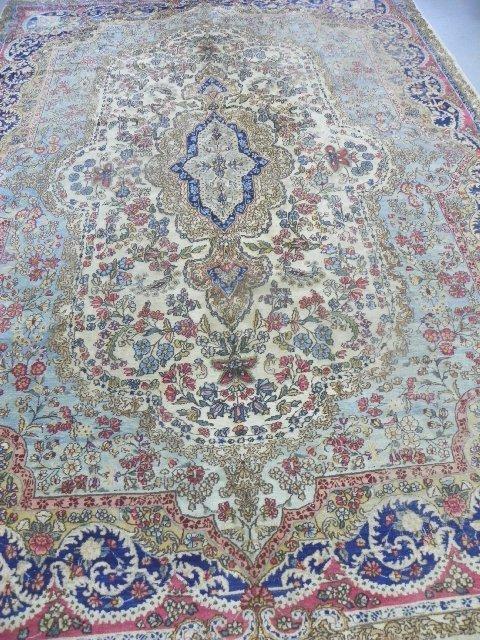 3: Large Kerman rug