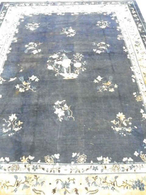 5: Art Deco Chinese carpet