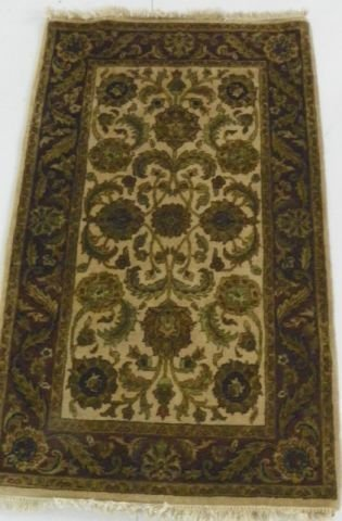 6: Sarouk carpet