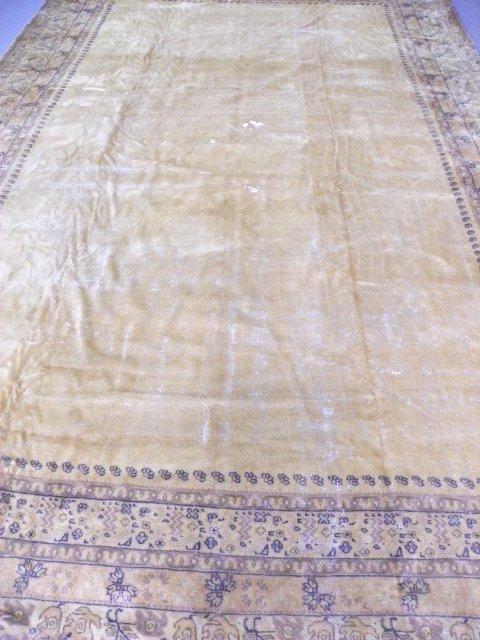 8: Sivas beige & brown rug
