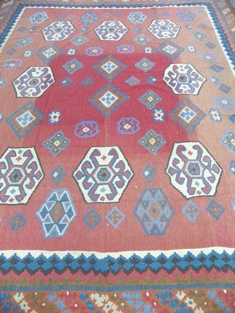 10: Jewel of Kashmir rug