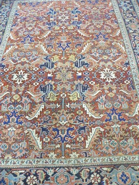 12: Oriental rug