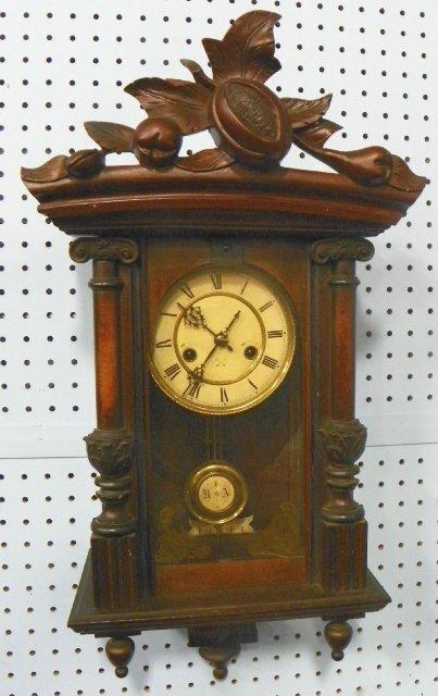 30: German wall clock