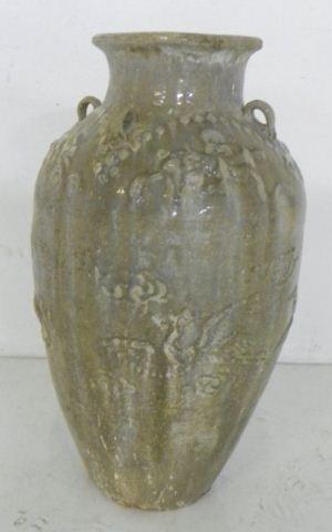 39: Large pottery vase