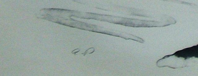 1249: Artist proof lithograph by Sandu Liberman - 7