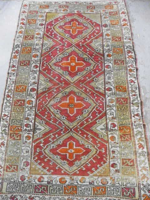 6: Turkish rug