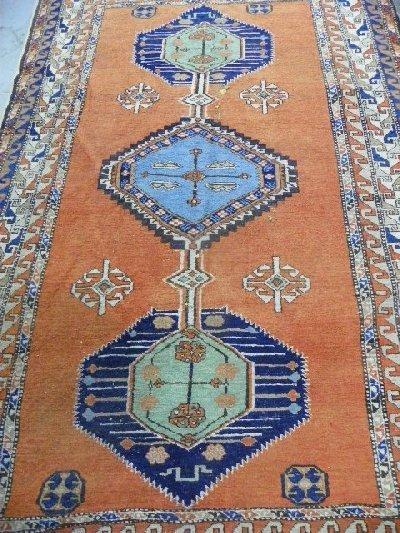 7: Persian rug