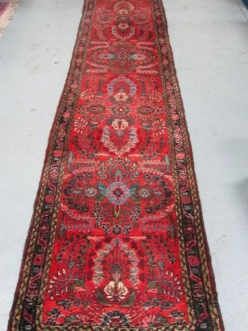 1X: Persian handmade runner