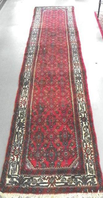 4: Persian red runner