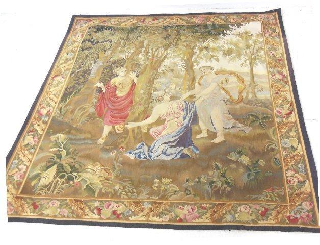 5: Handmade tapestry