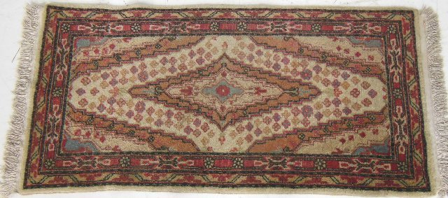 20: Turkish rug