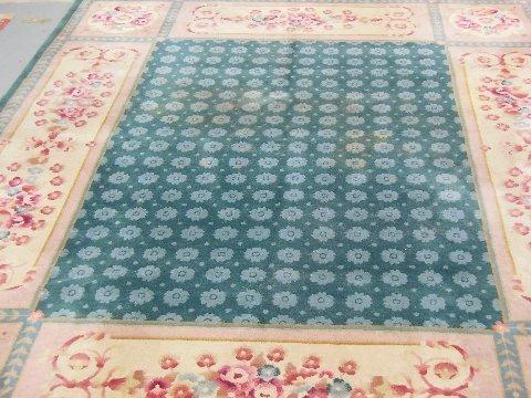 23: Chinese rug