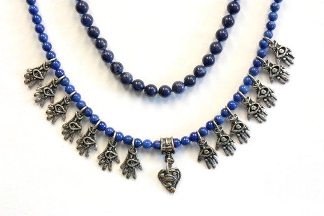1020X: 2 necklaces