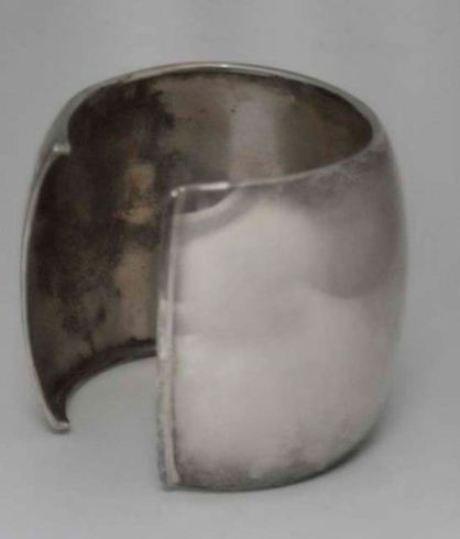 1023X: 925 silver cuff bracelet