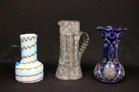 2028: 3 pcs. assorted glass
