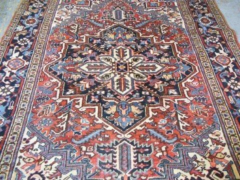 Turkish rug ca 1940