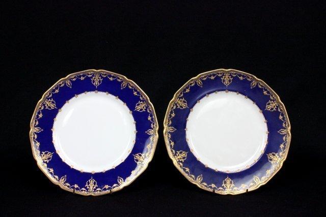 8 Royal Doulton plates - 2