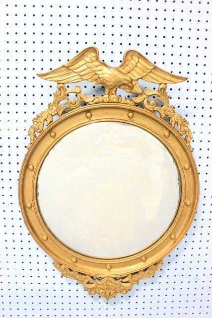 Eagle convex mirror