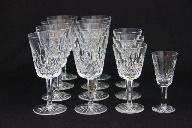 Waterford crystal glasses
