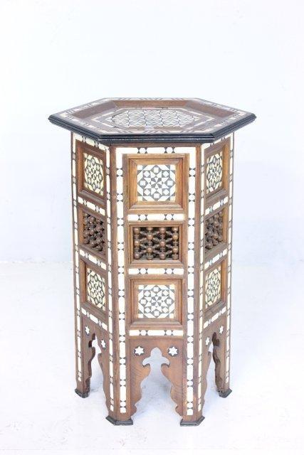Turkish taboret table