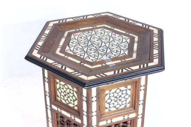 Turkish taboret table - 2