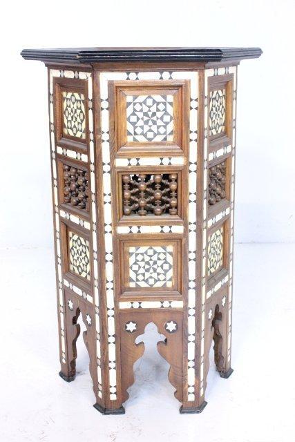 Turkish taboret table - 3