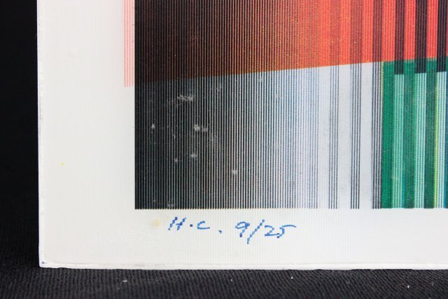 2 Agamographs by Agam numbered and signed - 3