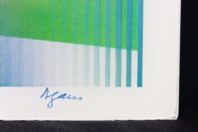 2 Agamographs by Agam numbered and signed - 4