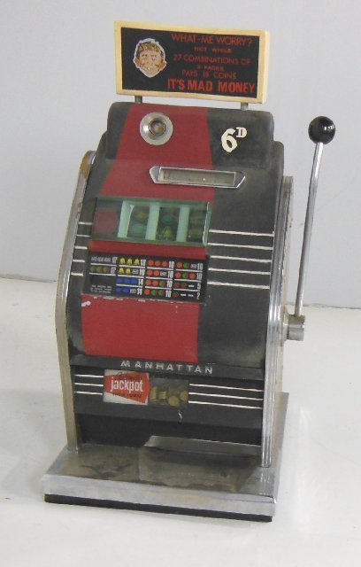 Mad Money Time Slot