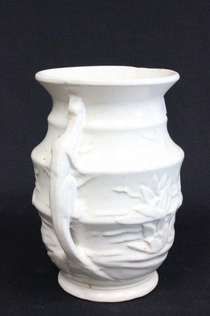 Early white pottery vase