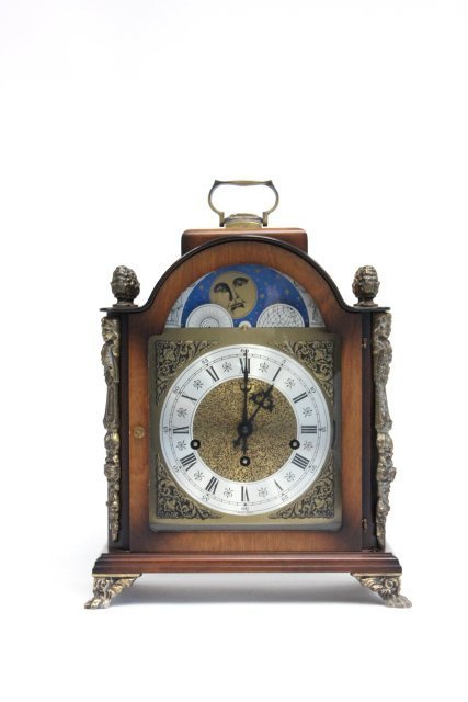 Hamilton clock made in West Germany