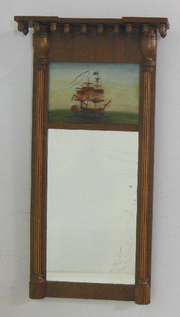 Antique 19th c. mirror