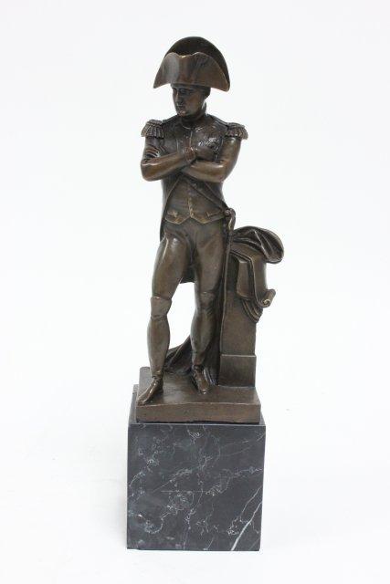 """Bronze sculpture of """"Napoleon"""""""