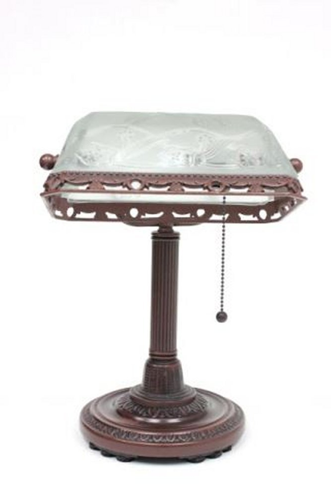 Reproduction desk lamp