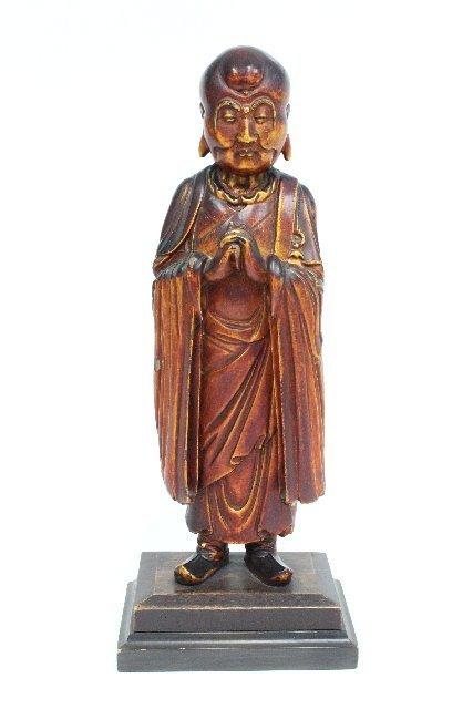 Ming Dynasty Lohan young Buddha