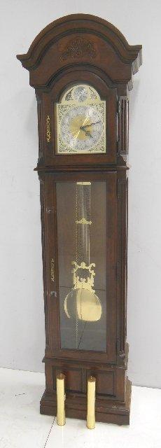 Howard Miller grandfather clock tempus fugit