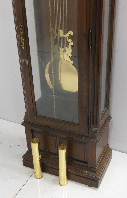 Howard Miller grandfather clock tempus fugit - 3