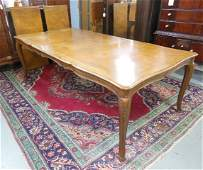 Baker Company country French dining room table