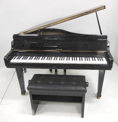 Bachmann Digital Grand Piano GNS 400