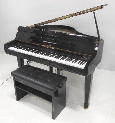 Bachmann Digital Grand Piano GNS 400 - 2