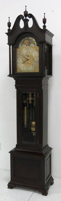 Shreve, Crump & Low Co. Grandfather's clock