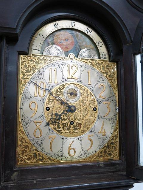 Shreve, Crump & Low Co. Grandfather's clock - 4
