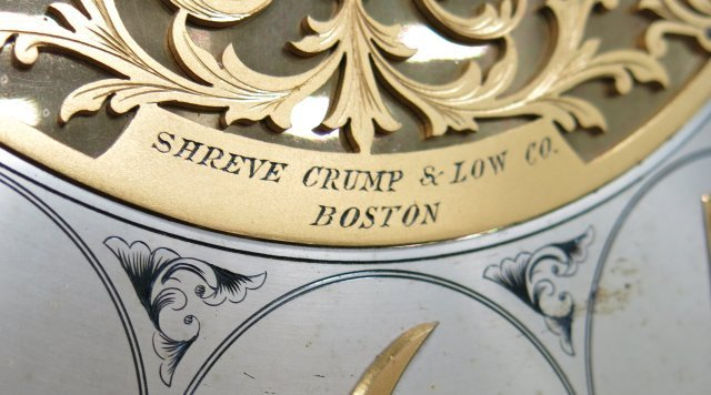 Shreve, Crump & Low Co. Grandfather's clock - 7