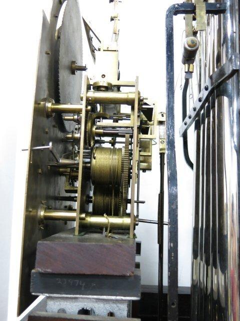 Shreve, Crump & Low Co. Grandfather's clock - 8