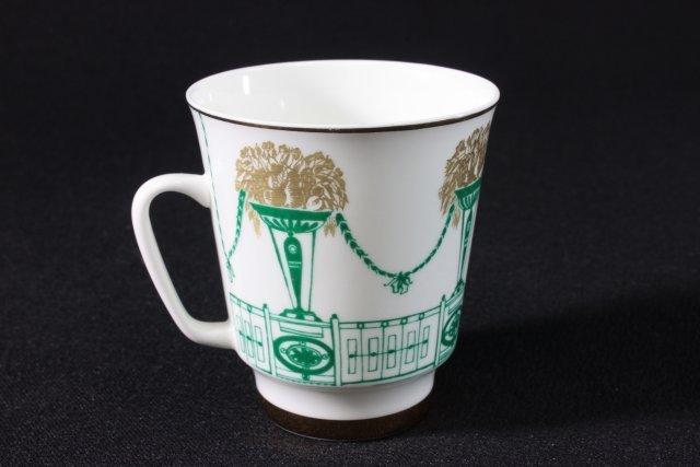 Russian porcelain cup