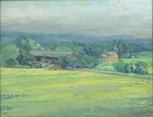 Harry Orlyk, Rural Farm Landscape