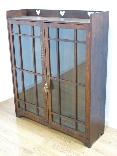 Paine Furniture Company Mission Oak Bookcase