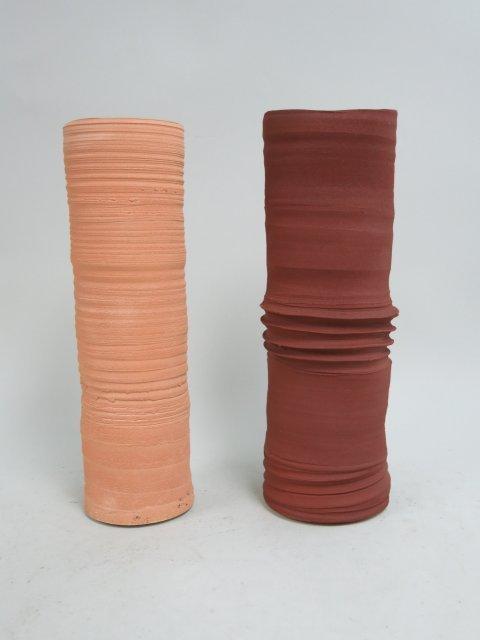 Lot of 4 James Makins Ceramic Vases - 2