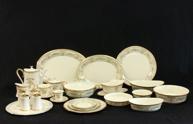 lenox castle garden dinnerware - Lenox Dinnerware