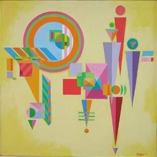 "Rolph Scarlett, ""Abstract"""